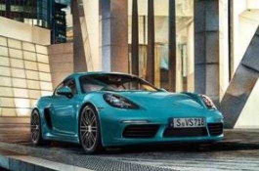 Porsche Cayman S Price in Canada