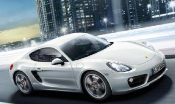 Porsche Cayman S 3.4 (M) Price in India