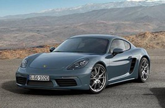 Porsche Cayman S 718  Price in Afghanistan