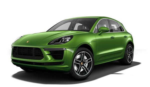 Porsche Macan Turbo 2022 Price in Nepal