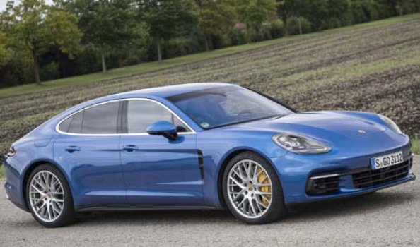Porsche Panamera 4S Price in China