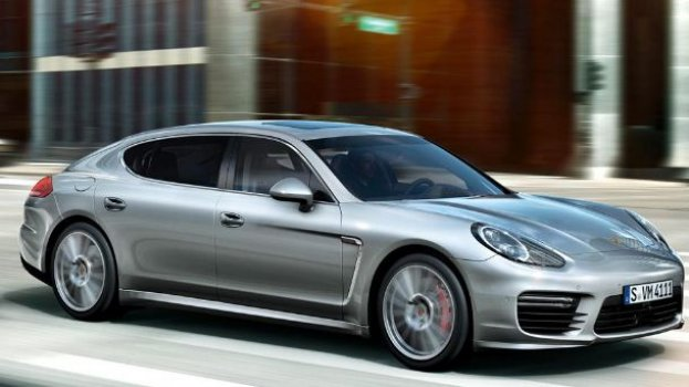 Porsche Panamera Turbo S Executive PDK 4.8 (A) Price in Pakistan