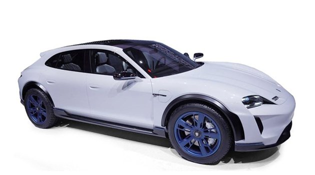 Porsche Taycan 4 Cross Turismo 2022 Price in Japan