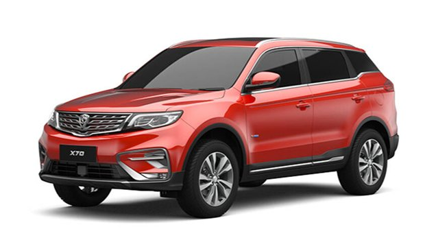 Proton X70 Executive AWD 2020 Price in Malaysia