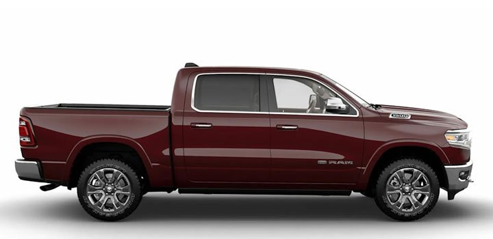 Ram 1500 Limited 2022 Price in Spain