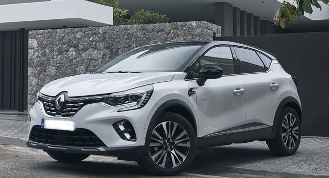 Renault Captur 2020 Price in Kenya