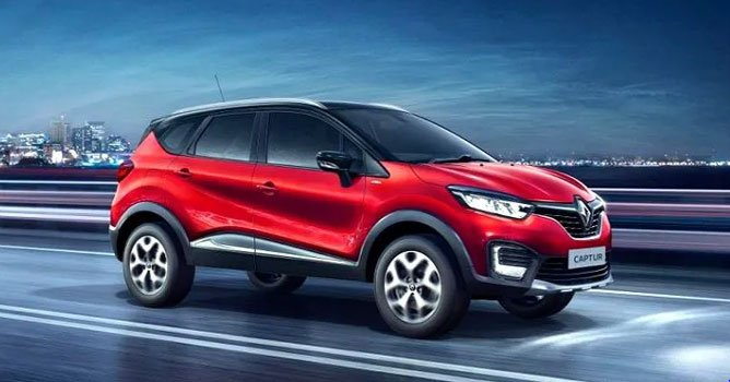 Renault Captur Platine Dual Tone D Price in Spain