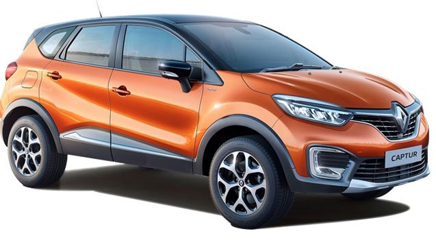 Renault Captur Platine Dual Tone P 2019 Price in Indonesia