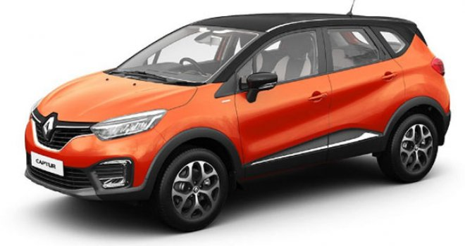 Renault Captur RXE D 2019 Price in Nigeria