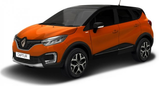 Renault Captur RXE Petrol Price in New Zealand