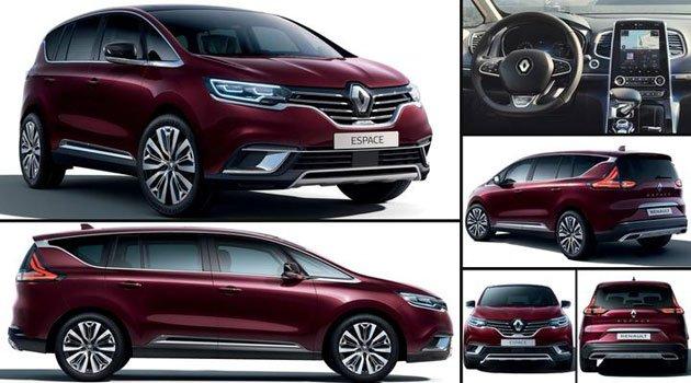 Renault Espace 2020 Price in Kenya