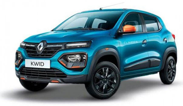 Renault Kwid Climber Easy-R 2019 Price in Nepal