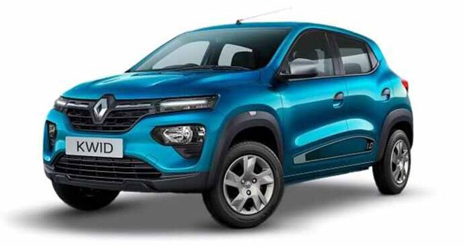Renault Kwid Std 2019 Price in Spain