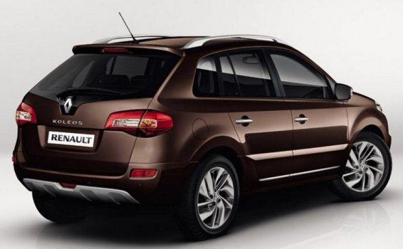 Renault Koleos 2.5L AWD SE Price in Oman