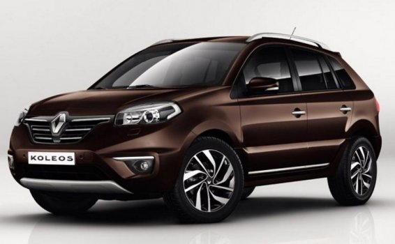 Renault Koleos 2.5 2WD PE Price in South Africa