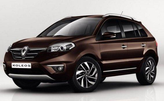 Renault Koleos 2.5 2WD PE Price in Saudi Arabia