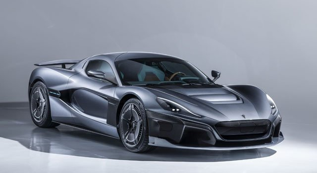 Rimac C Two 2020 Price in Egypt