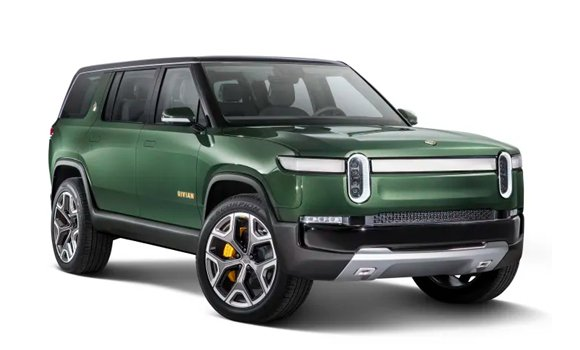 Rivian R1S 2021 Price in Canada