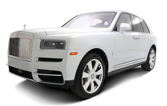 Rolls Royce Cullinan 2020 Price in Egypt