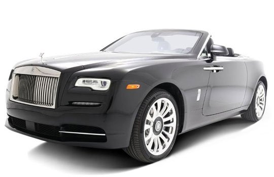 Rolls Royce Dawn 2020 Price in Singapore