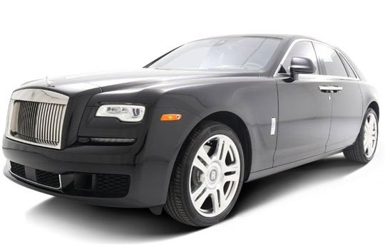 Rolls Royce Ghost 2020 Price in Pakistan