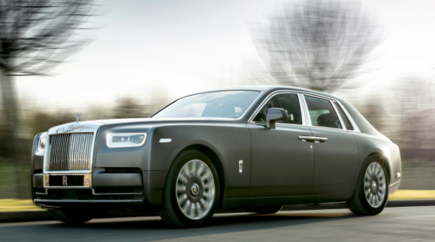 Rolls-Royce Phantom 2019 Price in Russia