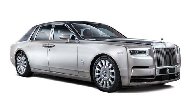 Rolls Royce Phantom 2021 Price in Romania