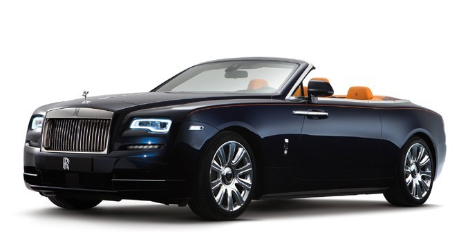 Rolls Royce Dawn 2022 Price in India