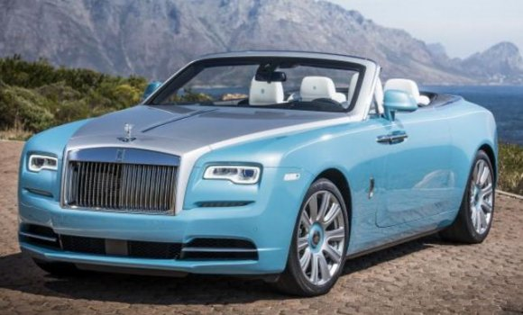 Rolls Royce Dawn Convertible  Price in Canada