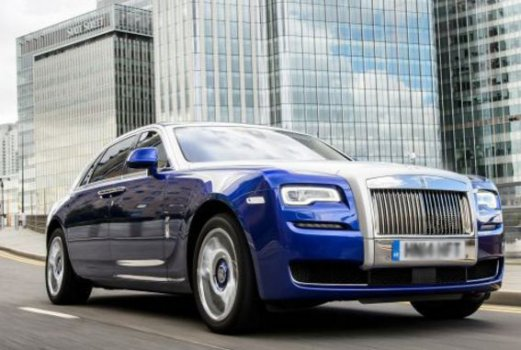 Rolls Royce Ghost Extended Wheelbase Price in Singapore