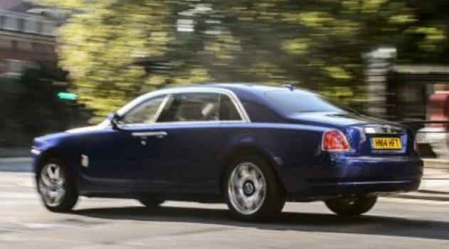 Rolls Royce Ghost Standard Wheelbase Price in Bangladesh