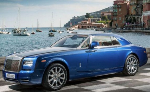 Rolls Royce Phantom Coupe Price in Kuwait