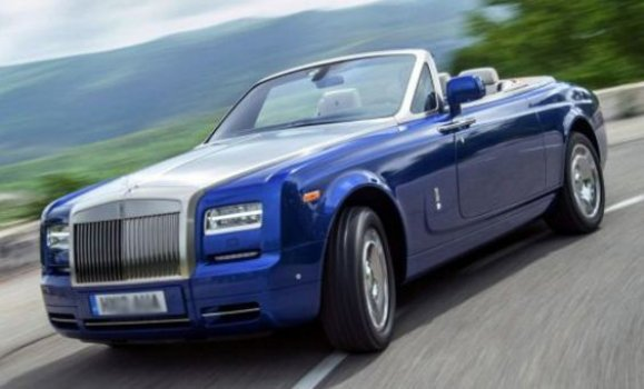 Rolls Royce Phantom Drophead Coupe Price in Dubai UAE