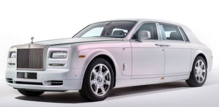 Rolls Royce Phantom Extended Wheelbase Price in Bangladesh