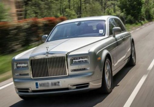 Rolls Royce Phantom Standard Wheelbase Price in Qatar