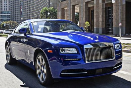 Rolls Royce Wraith Black Badge Price in Malaysia