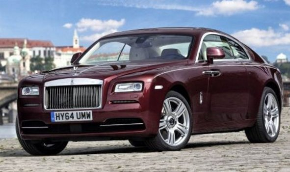 Rolls Royce Wraith Coupe Price in Oman