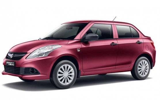 Suzuki Swift DZire GL Plus Price in Nepal