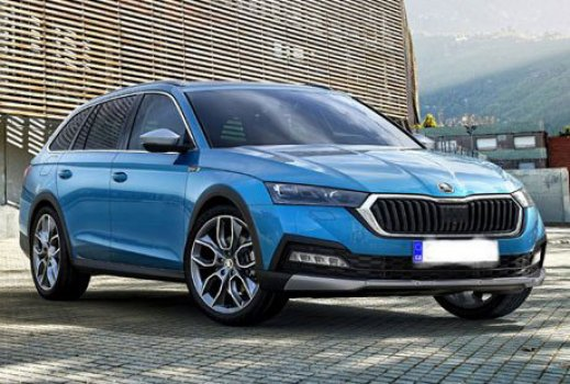 Skoda Octavia Scout 2021 Price in Germany