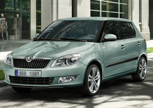 Skoda Fabia Ambition Price in Singapore