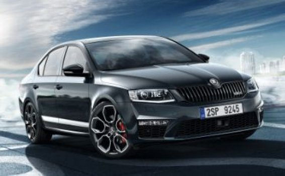 Skoda Octavia RS Xtreme Price in Hong Kong