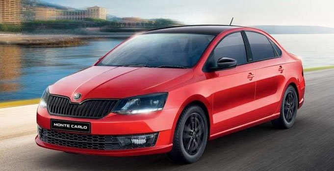 Skoda Rapid 1.6 MPI Active 2019 Price in Bahrain