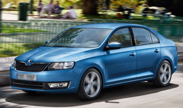 Skoda Rapid Ambition Price in Europe