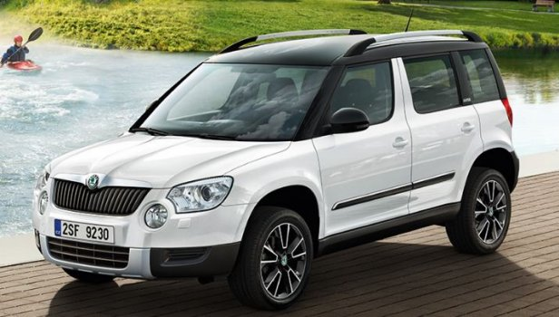 Skoda Yeti City Price in Saudi Arabia