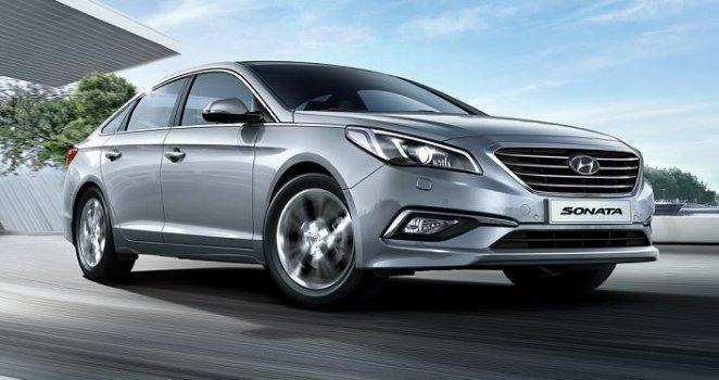 Hyundai Sonata 2.4L Top Price in Kuwait