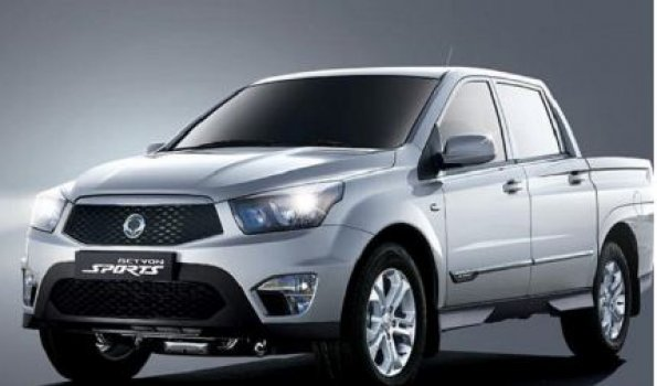 Ssang Yong Actyon Sports 4WD Price in Afghanistan