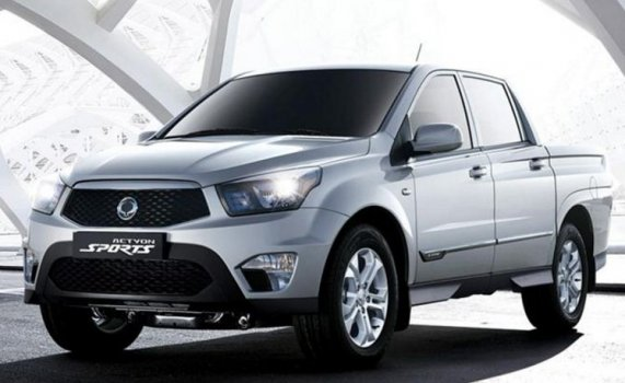 Ssang Yong Actyon Sports S  Price in Afghanistan