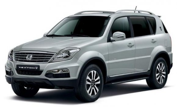Ssang Yong Rexton W S Price in Netherlands