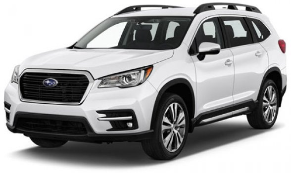 Subaru Ascent 2.4T Limited 7-Passenger 2020 Price in Russia