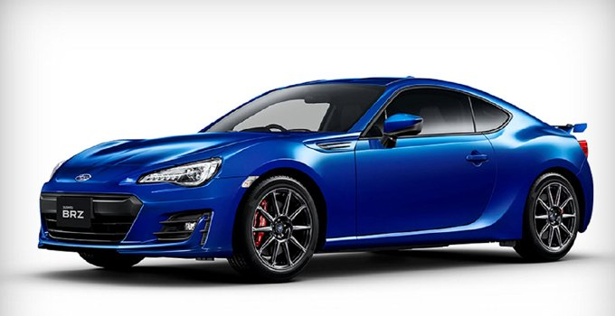 Subaru BRZ 2021 Price in USA